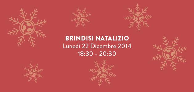 Brindisi natalizio – Lunedì 22 Dicembre