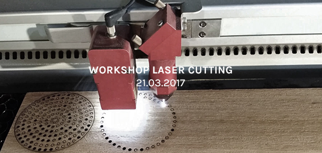 Workshop Laser Cutting