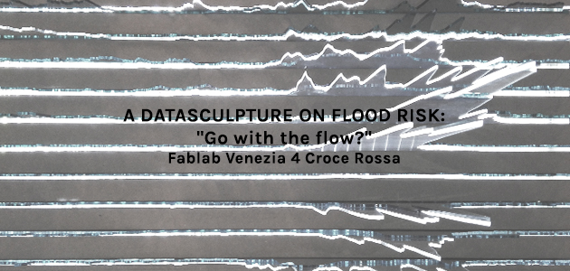 A DataSculpture on Flood Risk