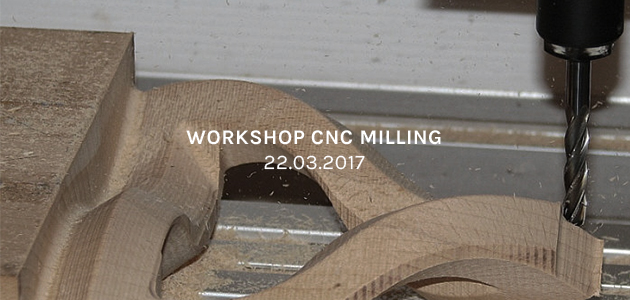 Workshop CNC Milling