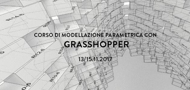 Corso di Modellazione Parametrica con Grasshopper