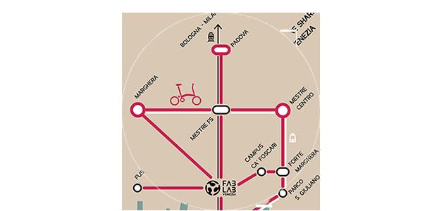 Brompton Bike Sharing @ Fablab Venezia