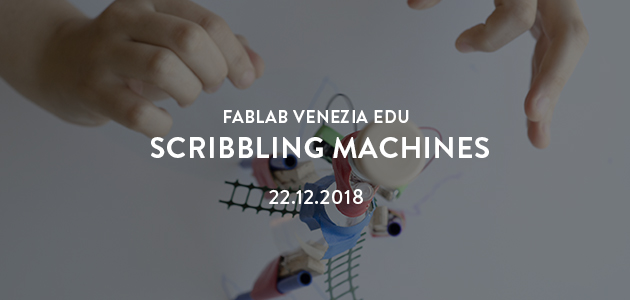 Scribbling Machines – Christmas Edition