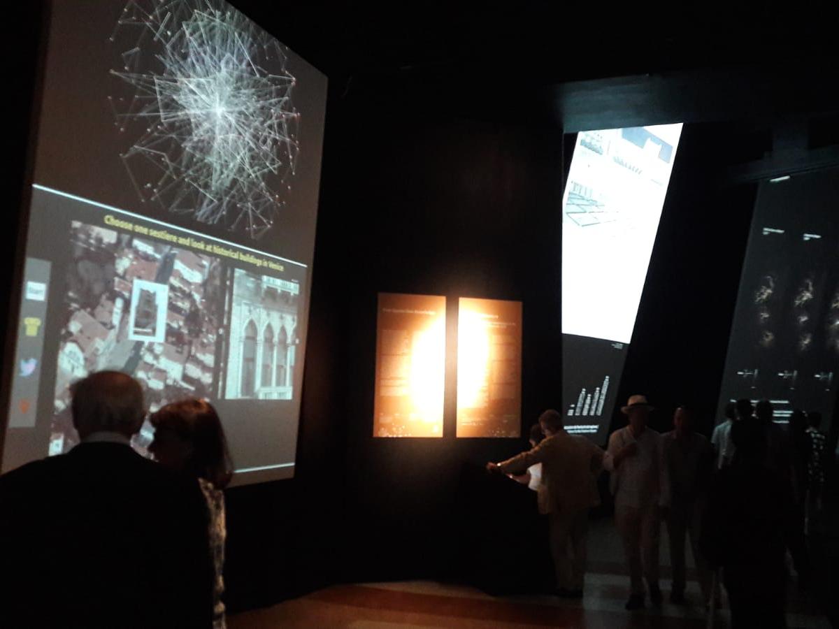 Pad. Venezia alla XVI Biennale di Architettura