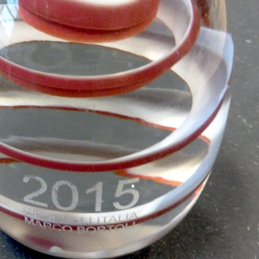 Fablav Venezia - marcatura vetro